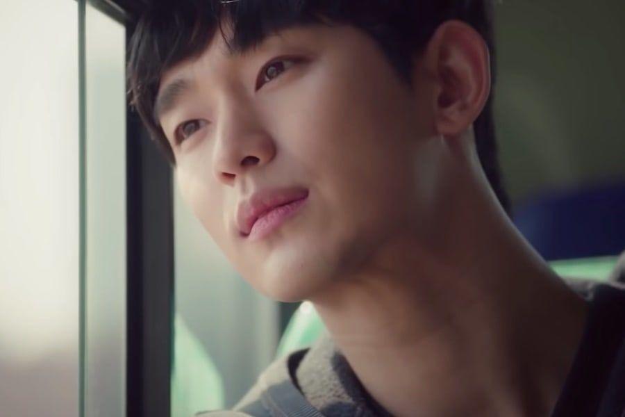 Kim Soo Hyun vào vai nhân viên y tế với nhiều bất hạnh.