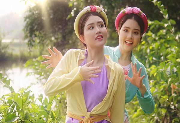 Hai thành viên Gemini trong MV mới.