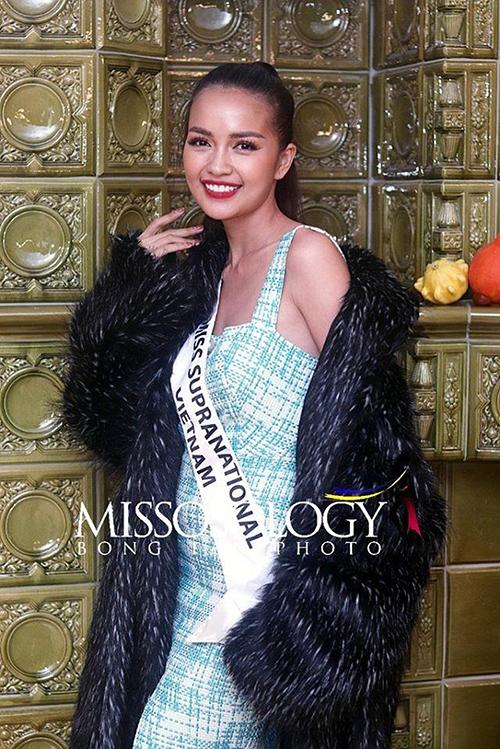 Ở bảng xếp hạng đầu tiên của Missosology, Ngọc Châu nhận được đánh giá tích cực từ các chuyên gia.Cô được dự đoán lọt top 15 chung cuộc và xếp vị trí thứ 11.