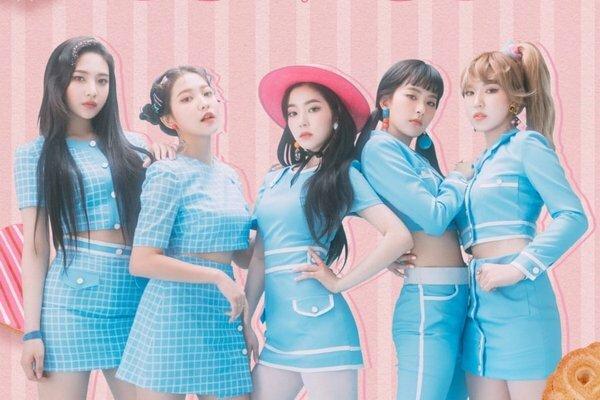 Red Velvet rất nổi tiếng với phái nữ.