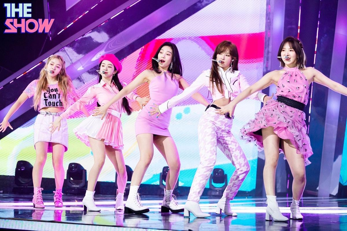 Red Velvet...