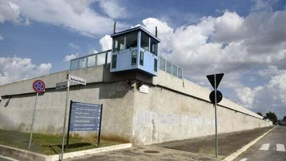 Nhà tù ở Rebibbia.
