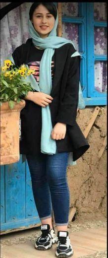 Cô bé 13 tuổi Romina Ashrafi bị bố giết.