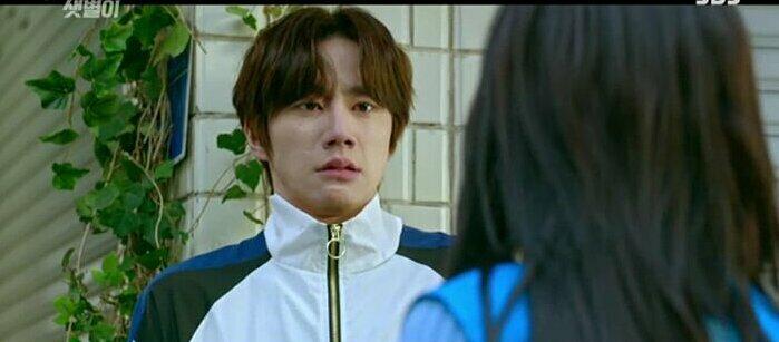 Kim Yoo Jung hóa em gái trà xanh trong tập 2 Backstreet Rookie - 4