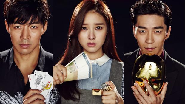 Thử thách trí não cùng 4 bộ phim Hàn siêu hack này - 10