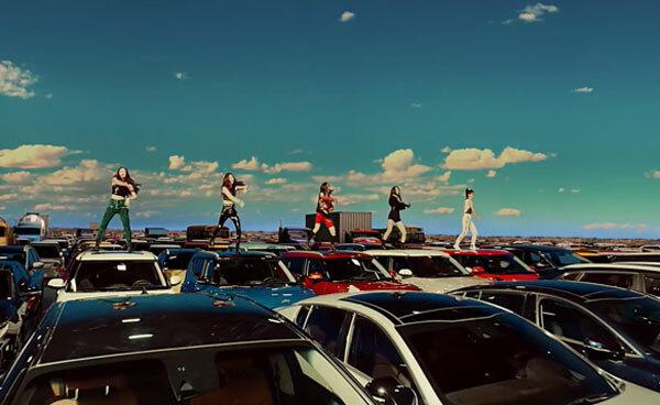 Đoán MV Kpop qua loạt xế hộp chất chơi (2) - 11