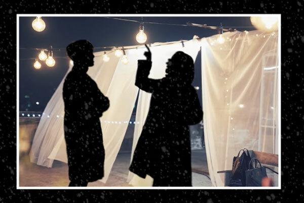 Đoán phim Hàn qua cái bóng của cặp đôi - 14