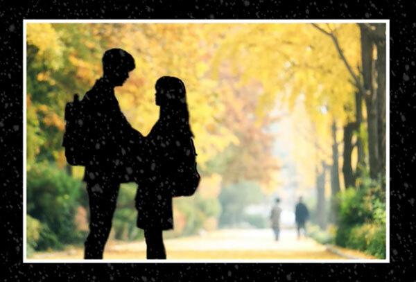Đoán phim Hàn qua cái bóng của cặp đôi - 16
