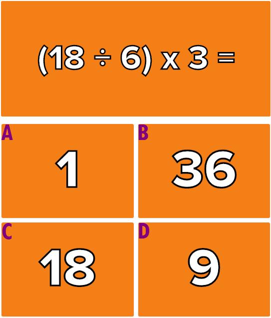 Giải quyết 6 phép tính này mà không cần máy tính (2) - 2