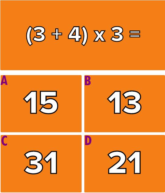 Hãy giải quyết 6 phép tính này mà không cần máy tính - 3