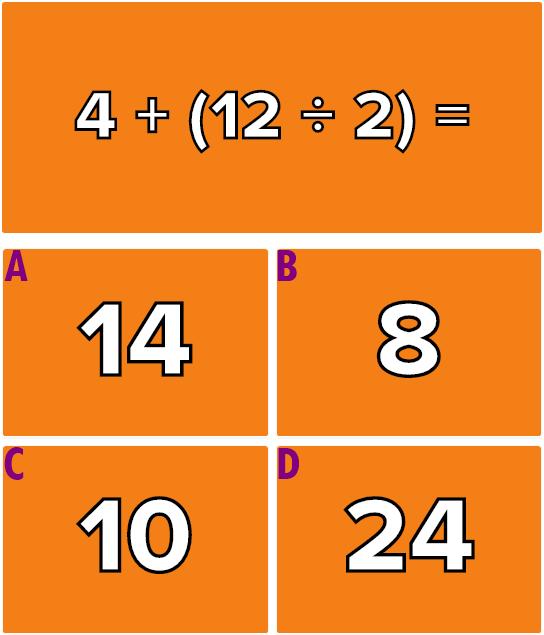 Hãy giải quyết 6 phép tính này mà không cần máy tính - 11