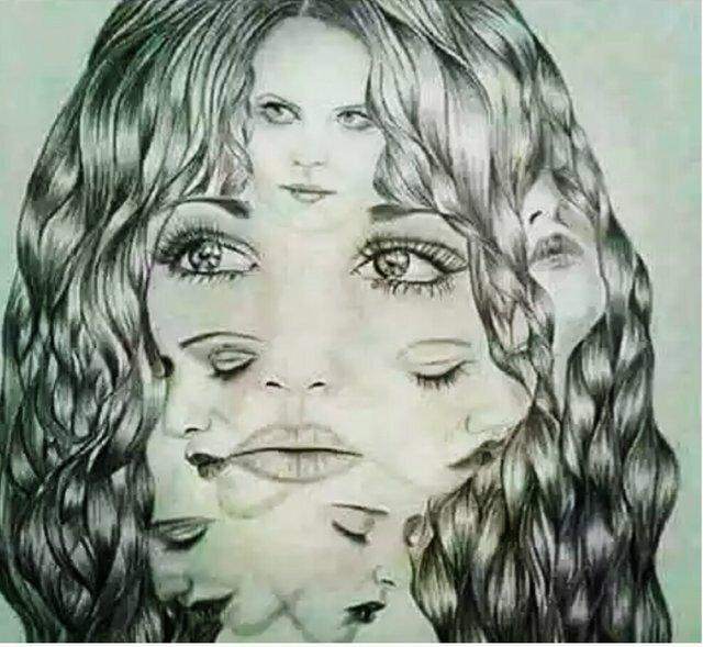 Mắt cú vọ có đếm được số mặt trong hình? - 1