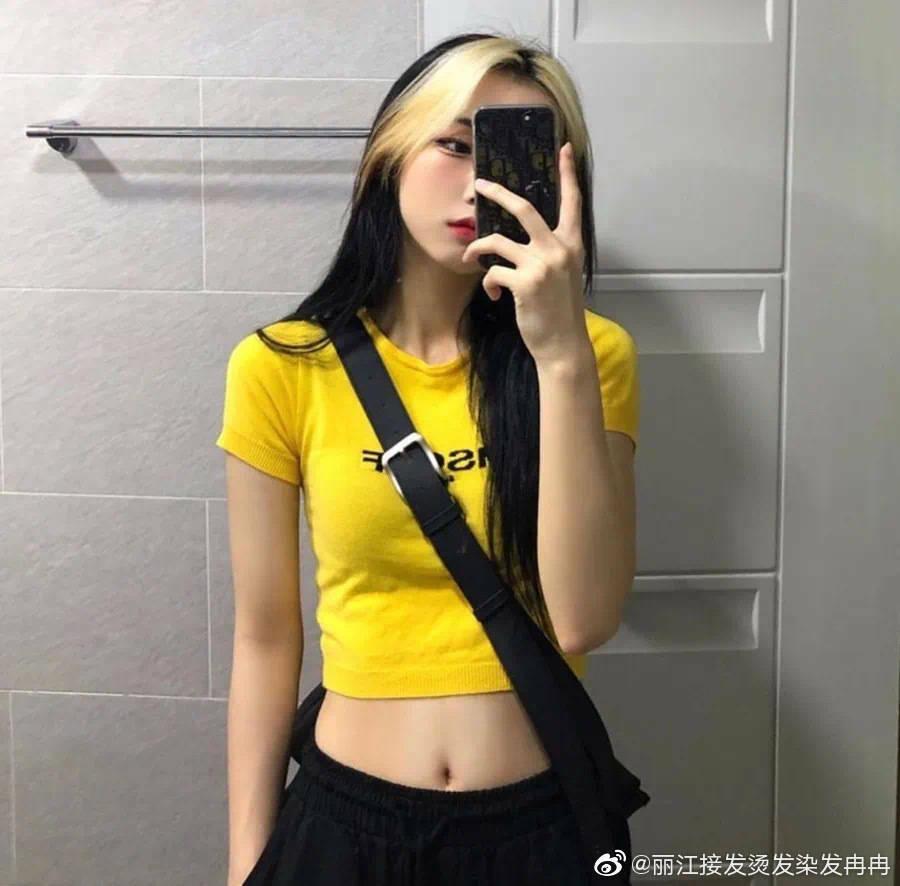 Ở Trung Quốc, tóc mái Jennie cũng là từ khóa hot, nhận được sự quan tâm của các girl sành điệu.