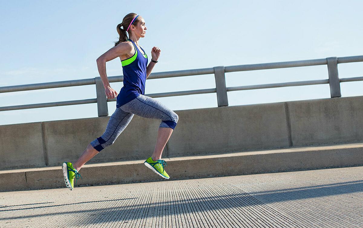 Trọng tâm của rèn luyện sức bền là sự cân bằng giữa năng lượng nạp vào và cường độ luyện tập.