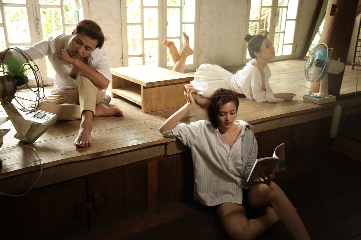 Photo: Thiên Minh, Stylist: Cindy Nguyễn, Costume: Cindy C.