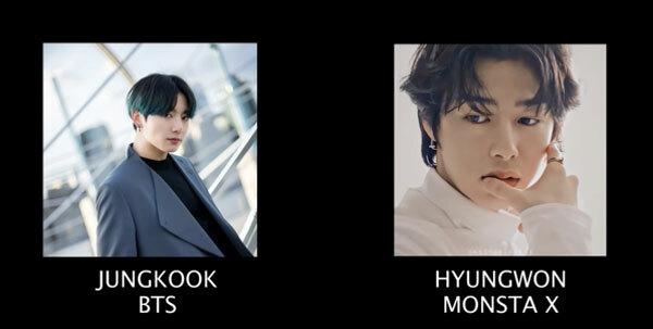 Jung Kook và Hyung Won (Monsta X): Ai nhỏ tuổi hơn? - 1