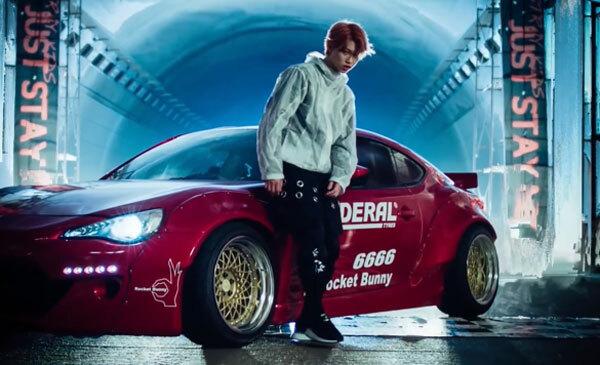Lamborghini đỏ sành điệu xuất hiện trong MV Kpop nào? - 9