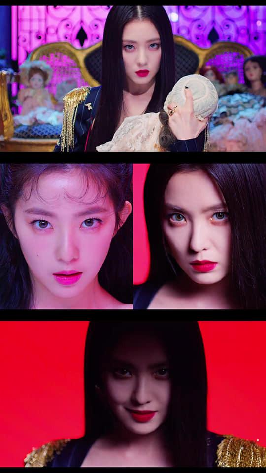 Visual của Irene không khiến fan thất vọng.