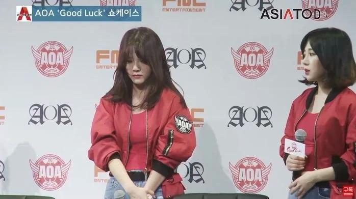 Netizen tìm bằng chứng Ji Min (AOA) bắt nạt Mina - 5