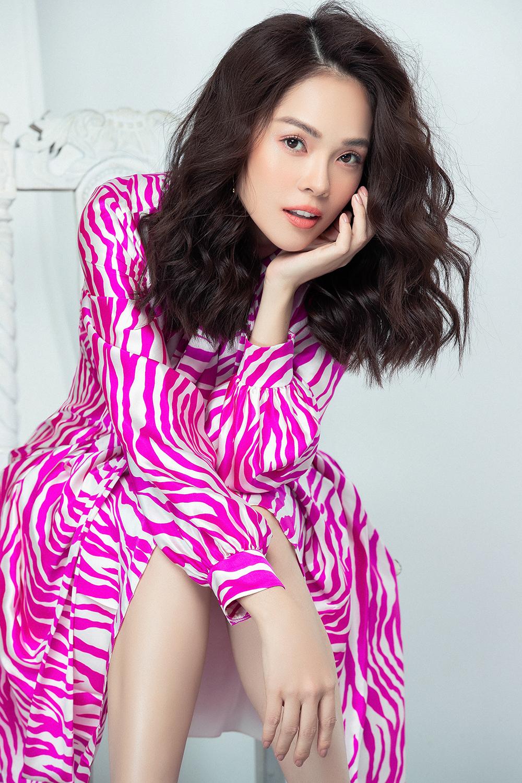 Dương Cẩm Lynh trong bộ ảnh mới.
