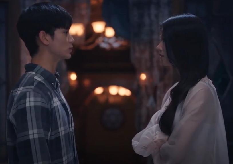 Kang Tae muốn phủi sạch quan hệ với Moon Young.