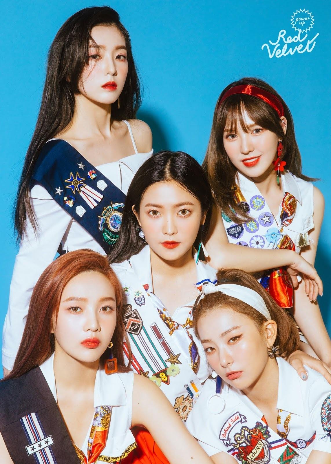 Cả 5 thành viên Red Velvet đều có hoạt động cá nhân mạnh.