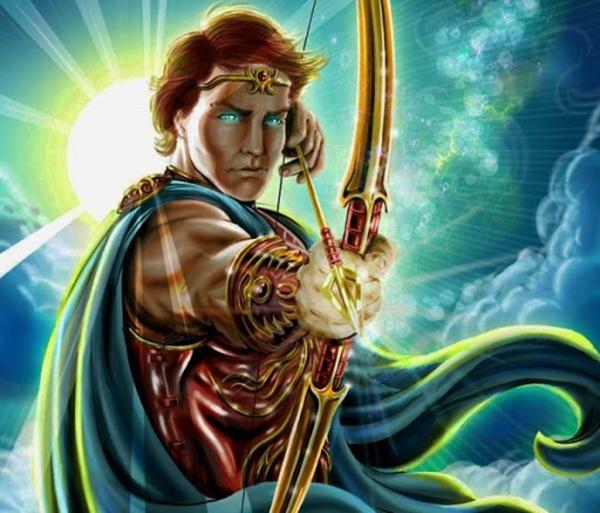 Chim công, vương miện... là biểu tượng của vị thần Hy Lạp nào? - 1