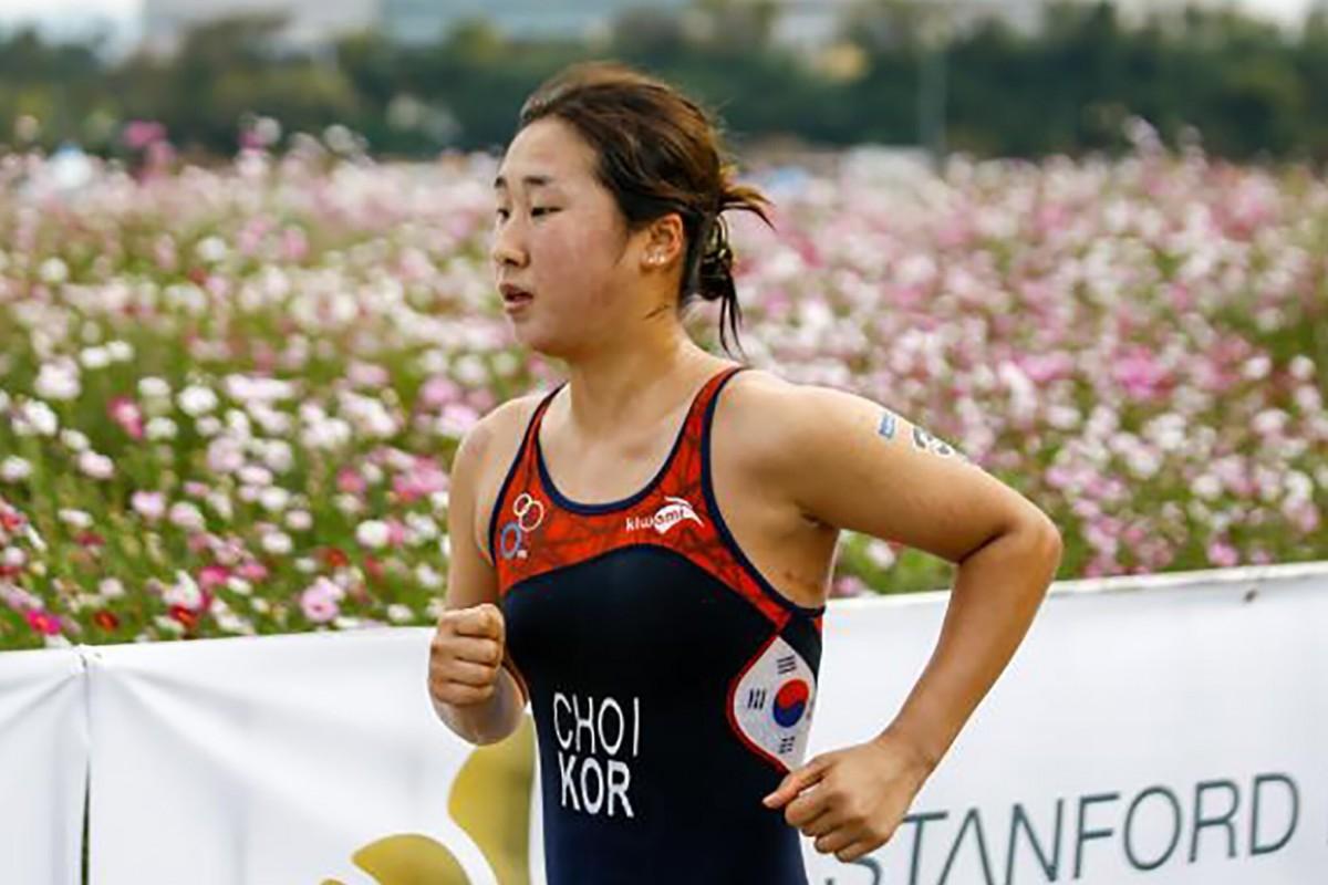 Nữ vận động viên  Choi Suk-hyeon - người tự tử hồi tháng trước. Ảnh: AFP.