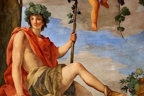 Chim công, vương miện... là biểu tượng của vị thần Hy Lạp nào? - 3
