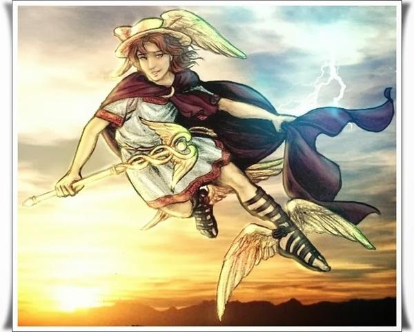 Chim công, vương miện... là biểu tượng của vị thần Hy Lạp nào? - 7
