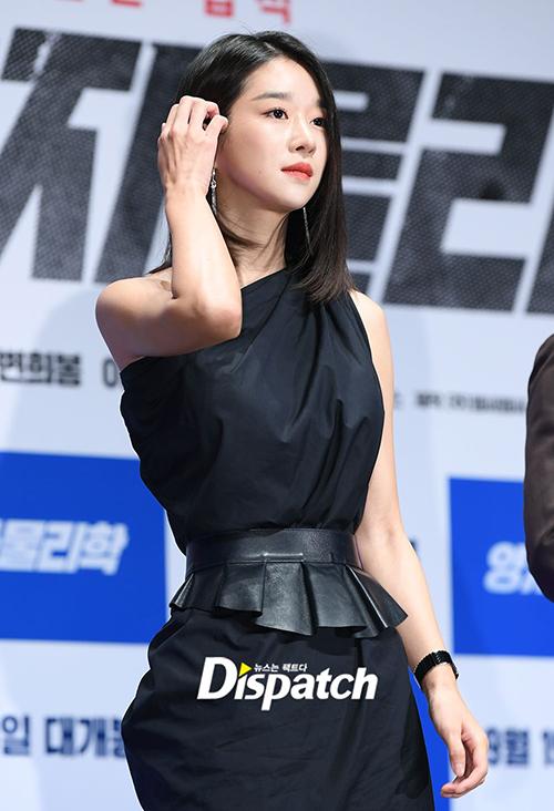 Cao 1,7 m nhưng chỉ nặng 43 kg, Seo Ye Ji có thân hình mảnh dẻ chẳng kém người mẫu.