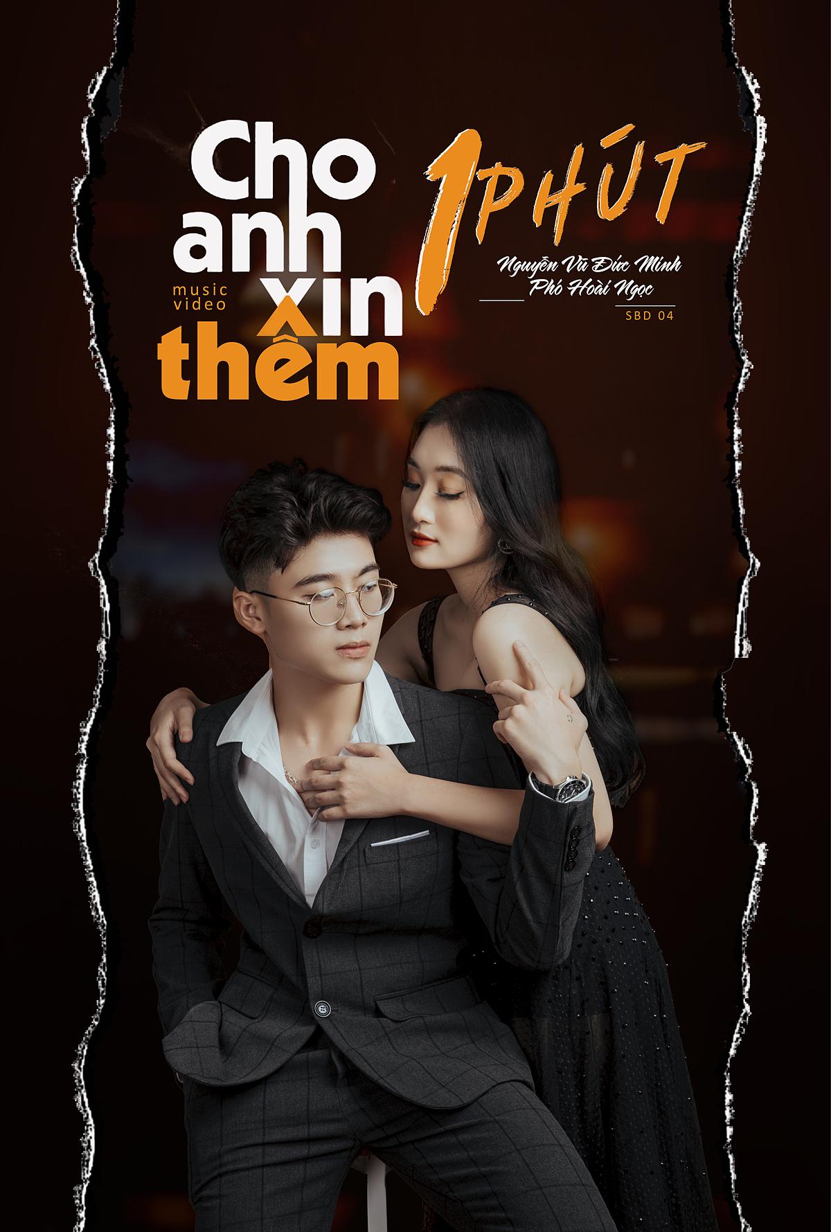 MV Cho anh xin thêm 1 phút của cặp đôi Phó Hoài Ngọc 12A10 và Nguyễn Vũ Đức Minh 12A3.