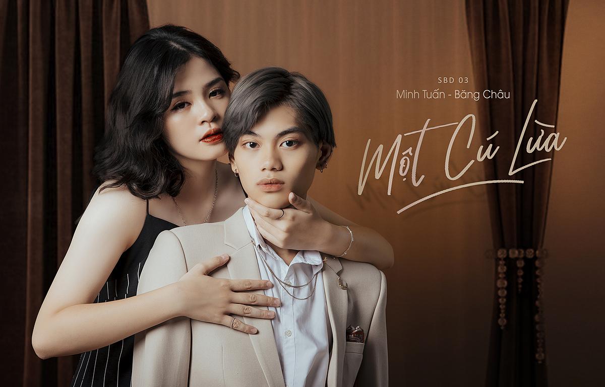 MV Một cú lừa của cặp đôi Phạm Băng Châu 11A10 và Phan Minh Tuấn 10A6.