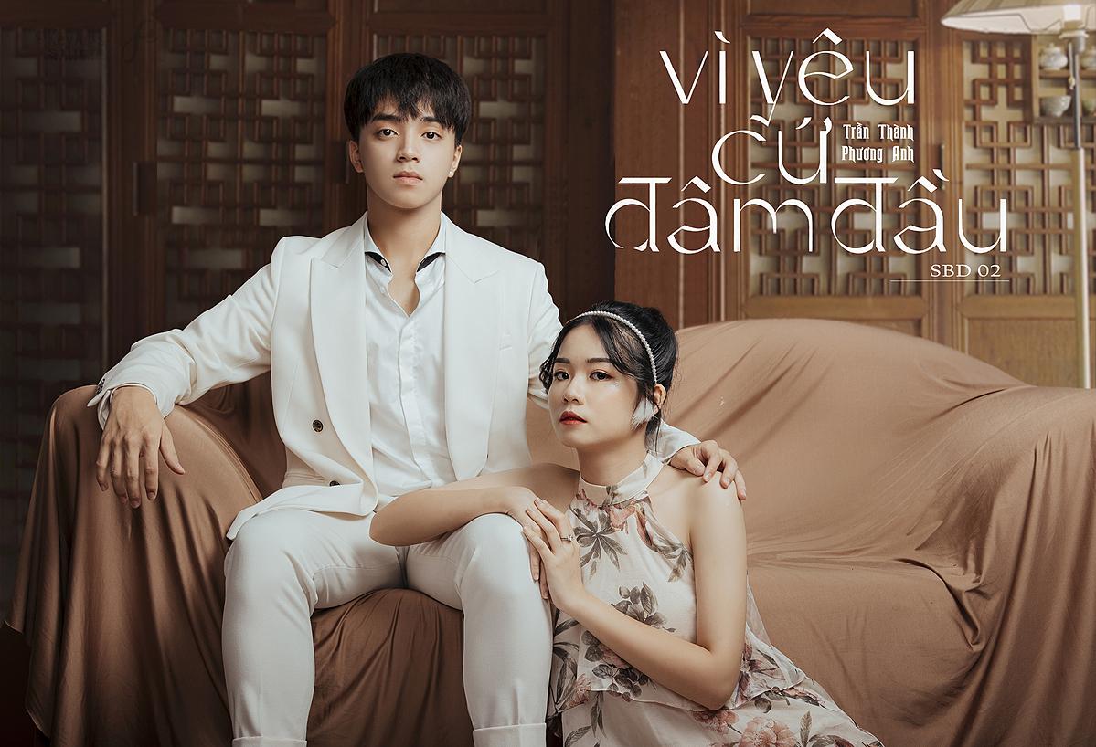 MV Vì yêu cứ đâm đầu của cặp đôi Lê Phương Anh 10A9  và Trần Thành 11A1.1