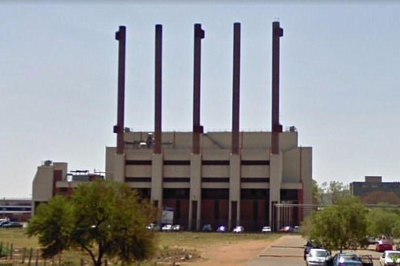 Bệnh viện Dr George Mukhari ở Pretoria, nơi xảy ra vụ việc.
