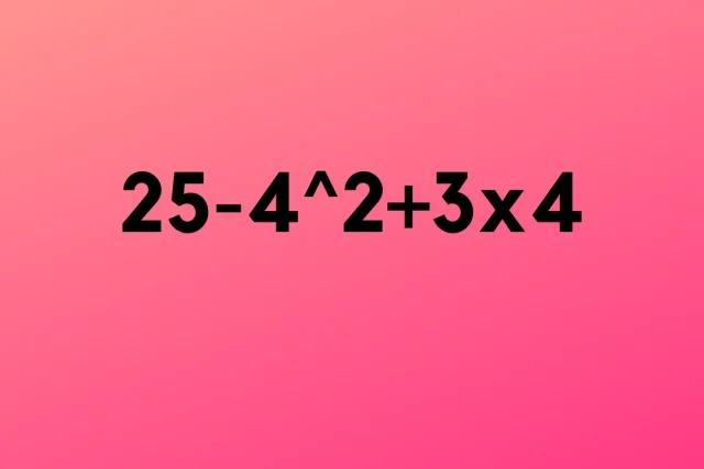 Bạn có giỏi tính toán hơn học sinh trung học? - 7