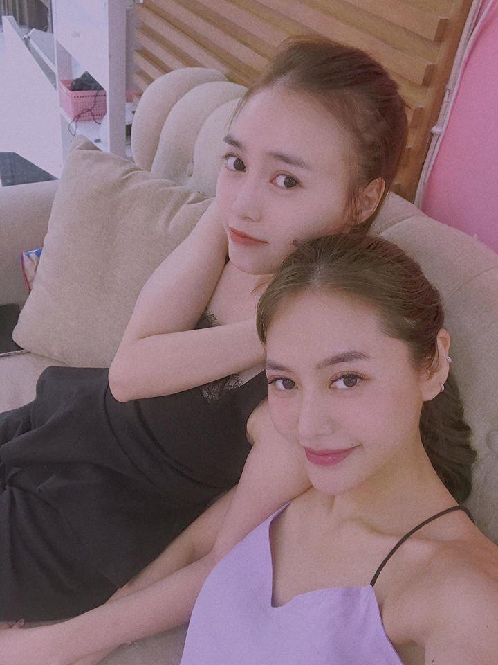 Ninh Dương Lan Ngọc và Linh Chi rủ nhau đi làm đẹp.
