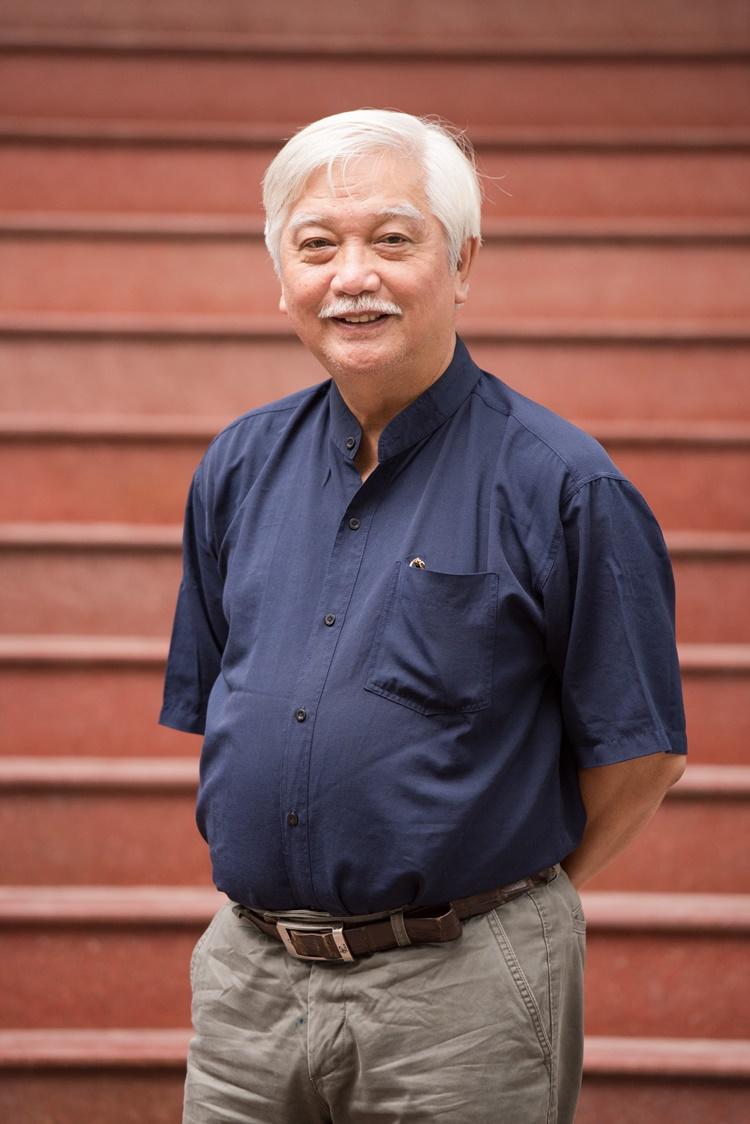 Nhà sử học Dương Trung Quốc là Trưởng ban giám khảo Hoa hậu Việt Nam năm nay.