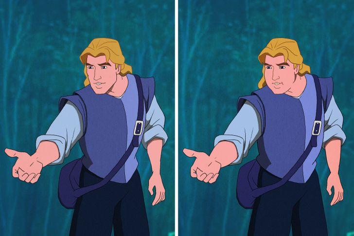 Aladdin, Tarzan trông thế nào khi mặt nọng, bụng bia? - 19