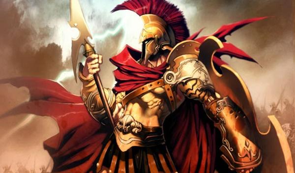 Tia sét, quyền trượng... là biểu tượng của vị thần Hy Lạp nào? - 7