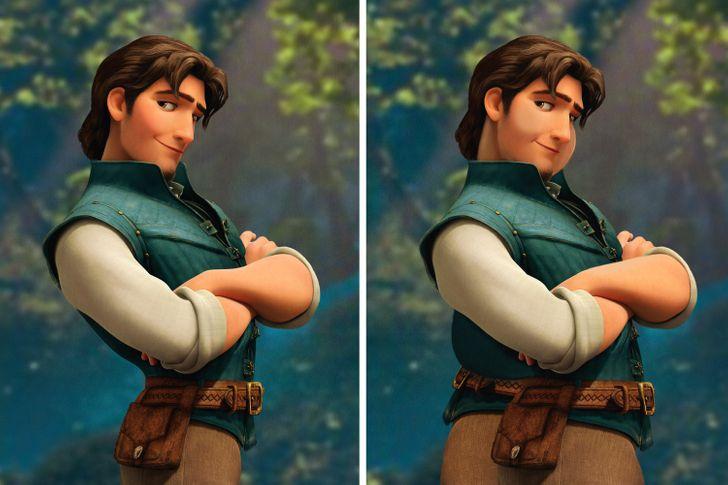 Aladdin, Tarzan trông thế nào khi mặt nọng, bụng bia? - 23