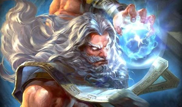 Tia sét, quyền trượng... là biểu tượng của vị thần Hy Lạp nào? - 11