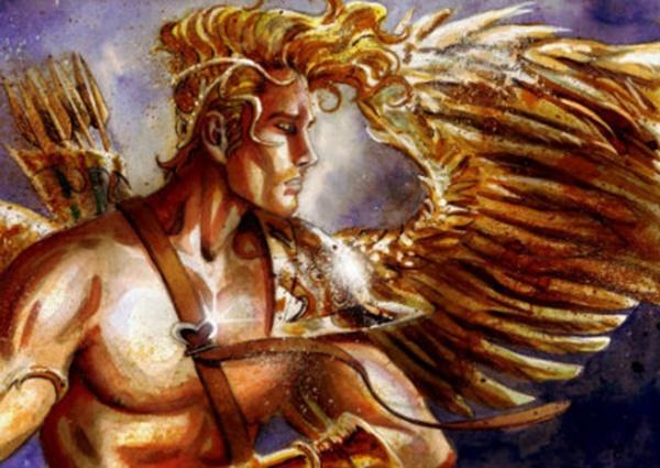 Tia sét, quyền trượng... là biểu tượng của vị thần Hy Lạp nào? - 13