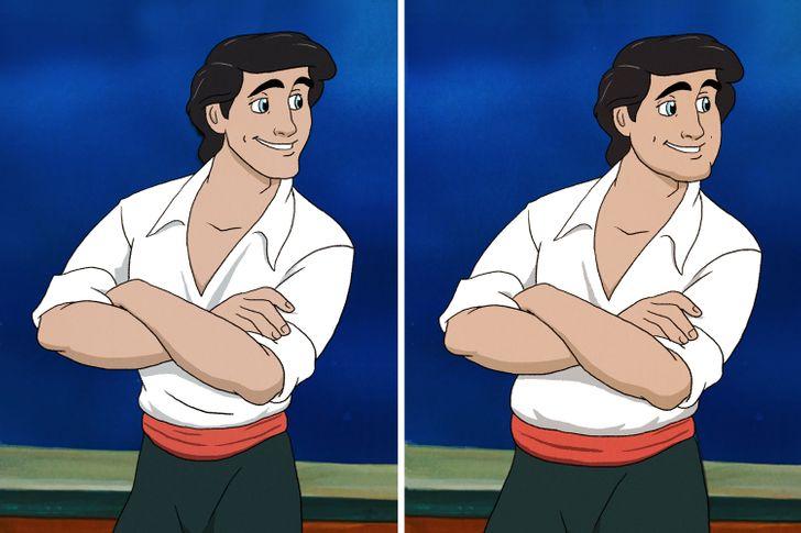 Aladdin, Tarzan trông thế nào khi mặt nọng, bụng bia? - 3