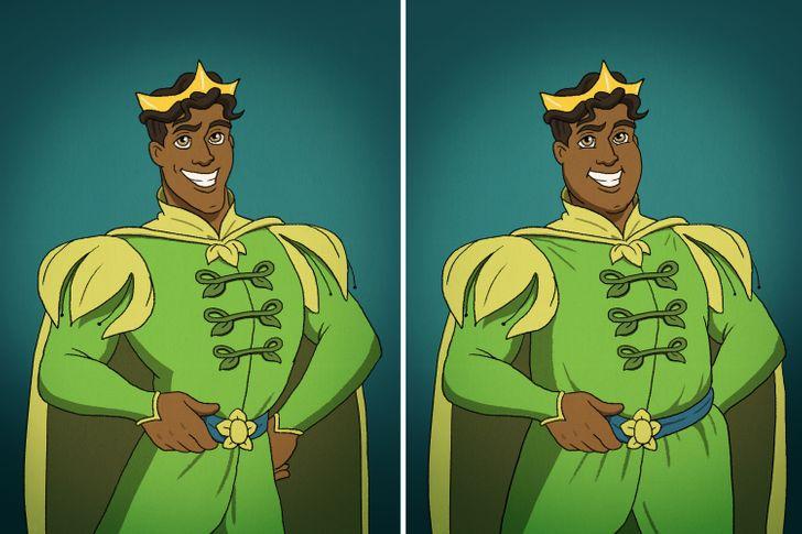 Aladdin, Tarzan trông thế nào khi mặt nọng, bụng bia? - 9