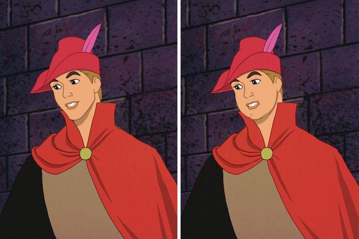 Aladdin, Tarzan trông thế nào khi mặt nọng, bụng bia? - 17