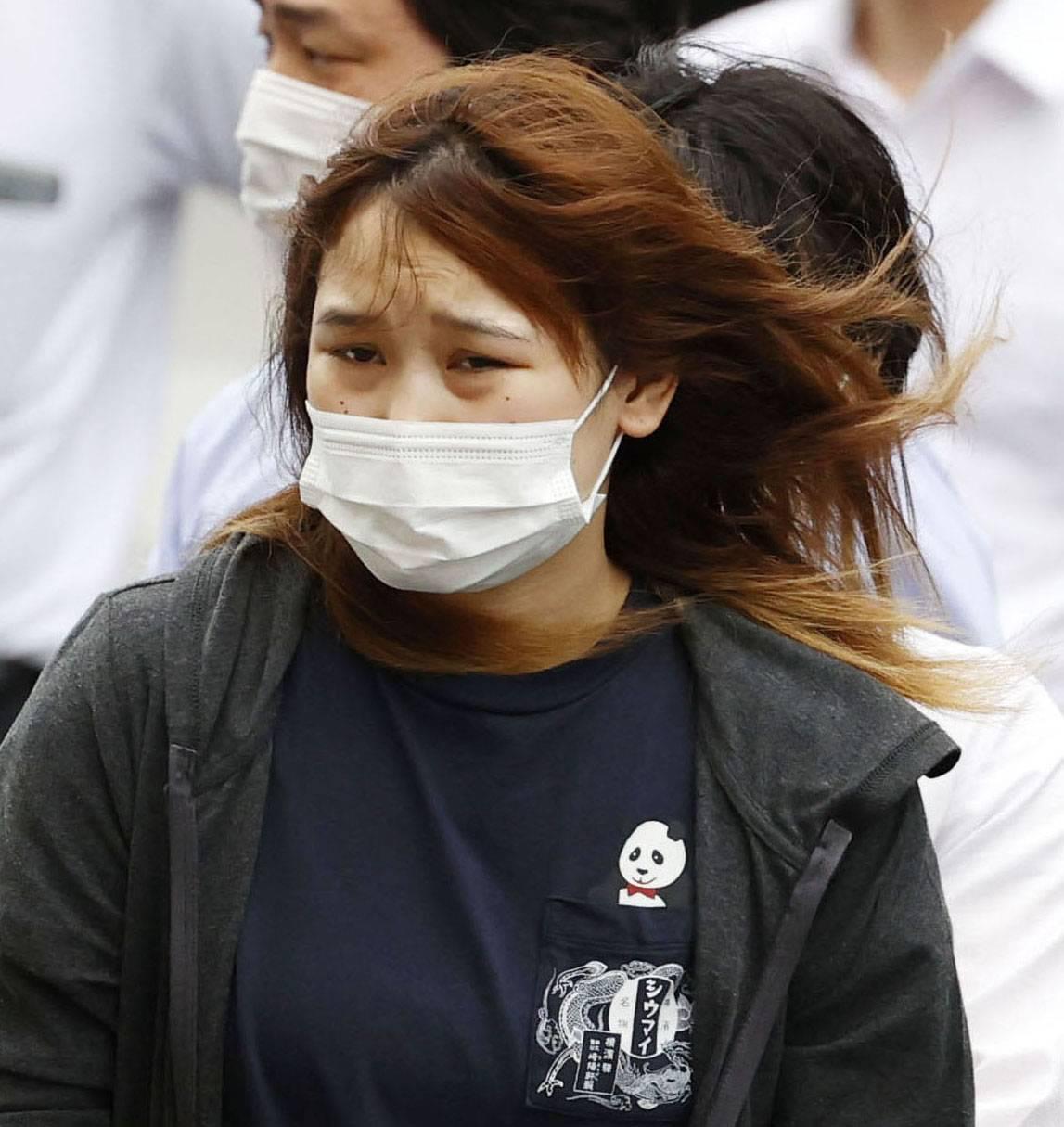 Người mẹ Saki Kakehashi bị bắt.