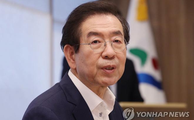 Thi thể của thị trưởng Seoul được tìm thấy sau một ngày mất tích.