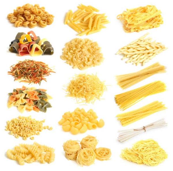 Thánh pasta có phân loại được các loại mỳ này?
