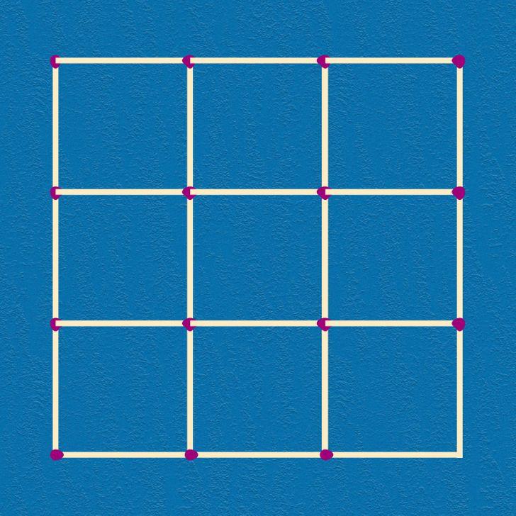 Bạn thông minh đến đâu khi xử lý bài toán que diêm? (2) - 1